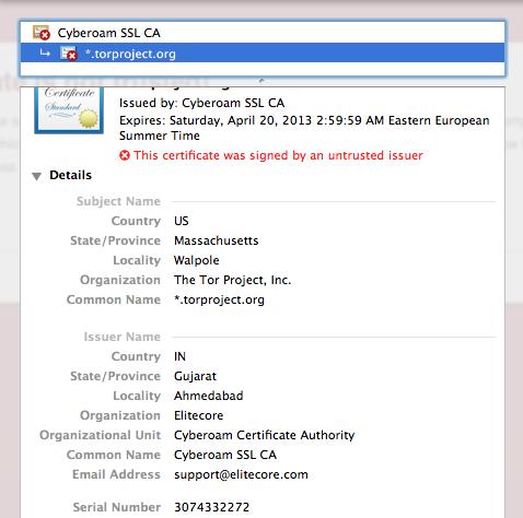 Security vulnerability found in Cyberoam DPI devices (CVE